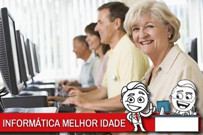 INFORMÁTICA PARA MELHOR IDADE