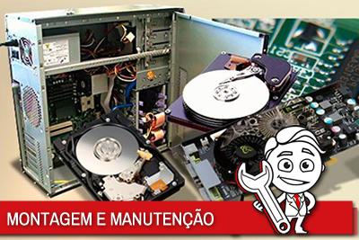 MONTAGEM E MANUTENÇÃO DE COMPUTADORES E REDES
