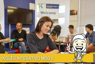 INGLES INTERATIVO MÓD II