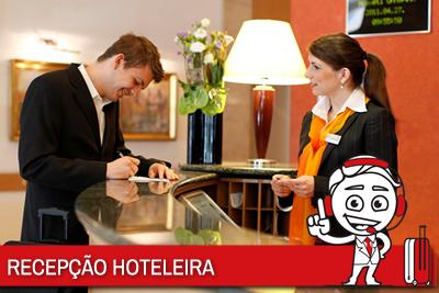 RECEPÇÃO HOTELEIRA