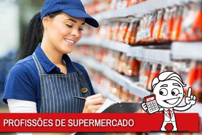 PROFISSÕES DE SUPERMERCADO