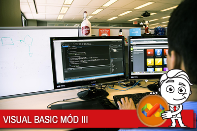 VISUAL BASIC MÓD III
