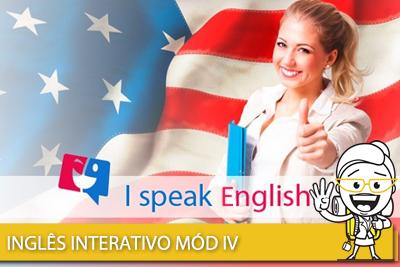 INGLÊS INTERATIVO MÓD IV